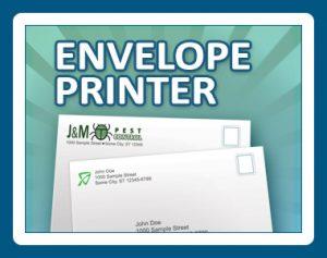 Dataware Envelope Printing Software