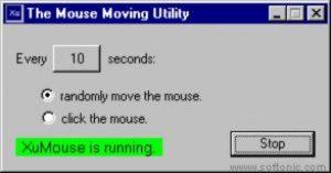 Xumouse - Mouse Mover